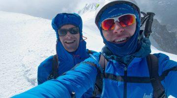 "Projekt ""Mont Blanc – nonstop"""